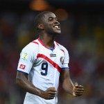 Joel Campbell, Arsenal
