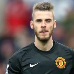David de Gea will start for MAnchester United amid his transfer rumours