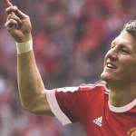 Bastian Schweinsteiger could start on bench in his first official game for Manchester United