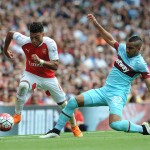 Alex Oxlade-Chamberlain is the only positive for Arsenal