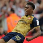 Alex Iwobi, Arsenal