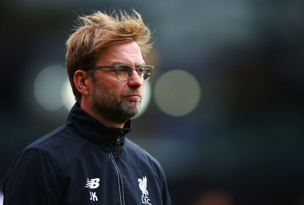 Liverpool boss Jurgen Klopp (Getty Images)