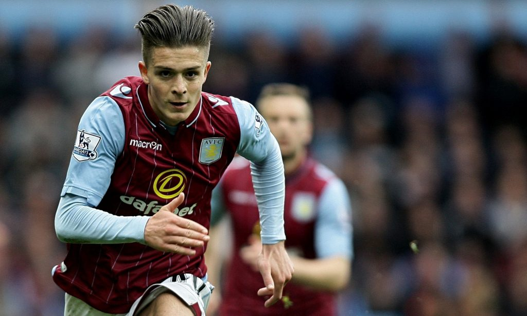 Jack Grealish is Aston Villa's leading goal-scorer and assist-provider in the league this season.