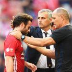 Mata Mourinho Manchester United