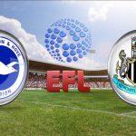 Brighton&Hove Albion vs Newcastle United