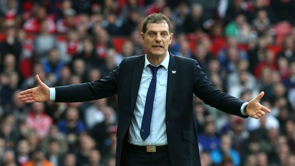 Slaven Bilic's West Brom are top of the Championship table. (Getty Images)