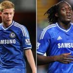 De Bruyne and Lukaku at Chelsea