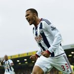 West Brom striker Rondon