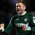 Goalkeeper Rob Green spent the 2016/17 season at Elland Road after signing on a free transfer from QPR. (Getty Images)