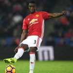 Eric Bailly of Manchester United