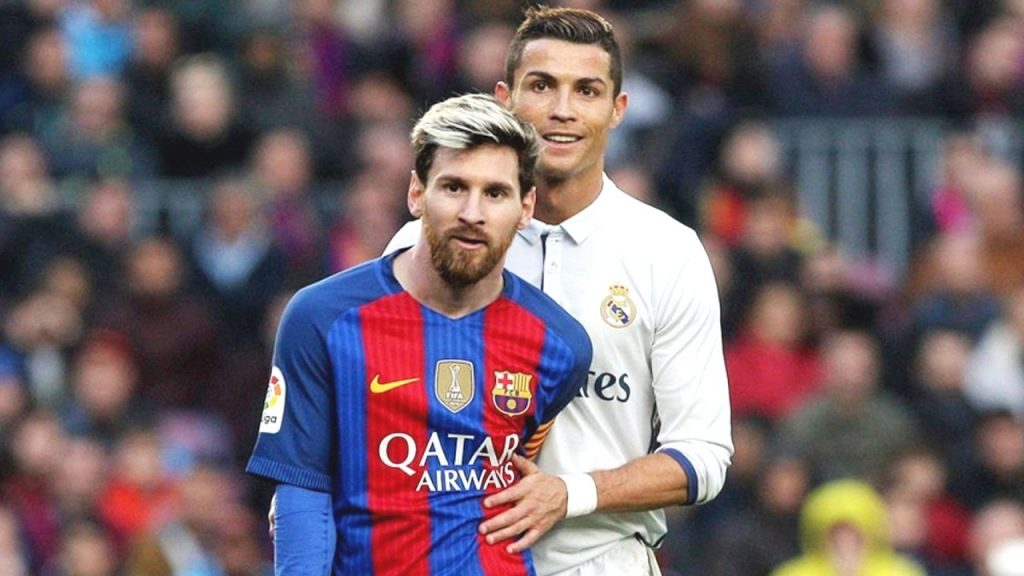 Cristiano Ronaldo and  Lionel Messi are two of the world's greatest players (Getty Images)