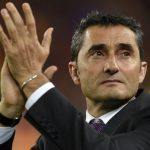 Ernesto Valverde is the new Barcelona manager