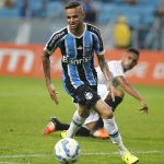 Luan has been linked with Liverpool