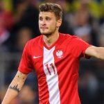 Mateusz Klich is a Leeds united player