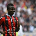 Jean Michael Seri during his time at OGC Nice. (Getty Images)