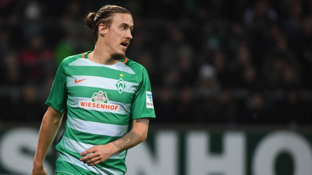 Max Kruse during his time at Werder Bremen. (Getty Images)