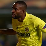 Cedric Bakambu in action for Villarreal. (Getty Images)