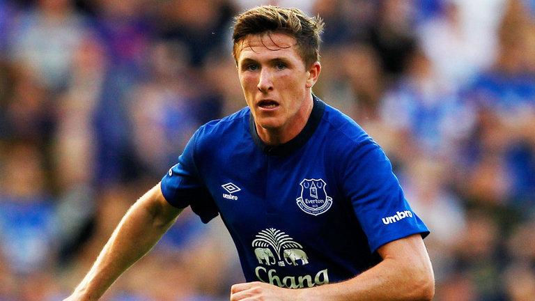 John Lundstram came through the ranks at Everton