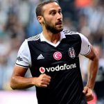 Cenk Tosun was a prolific goalscorer for Besiktas. (Getty Images)