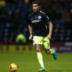 Connor Goldson during his time with Brighton. (Getty Images)