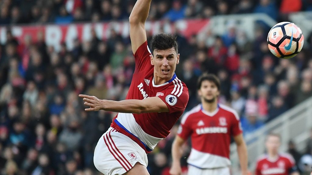 Daniel Ayala of Middlesbrough in action (Getty Images)