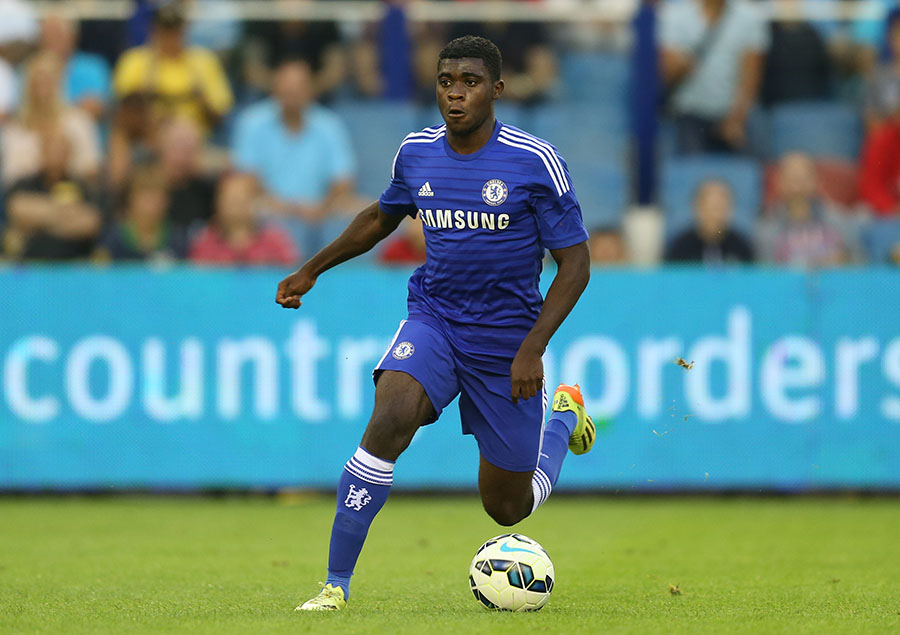 Jeremie Boga failed to break into the Chelsea senior team. (Getty Images)