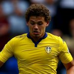 Kalvin Phillips in action for Leeds United. (Getty Images)