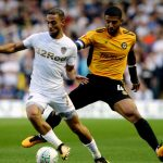 Kemar Roofe in action for Leeds United. (Getty Images)