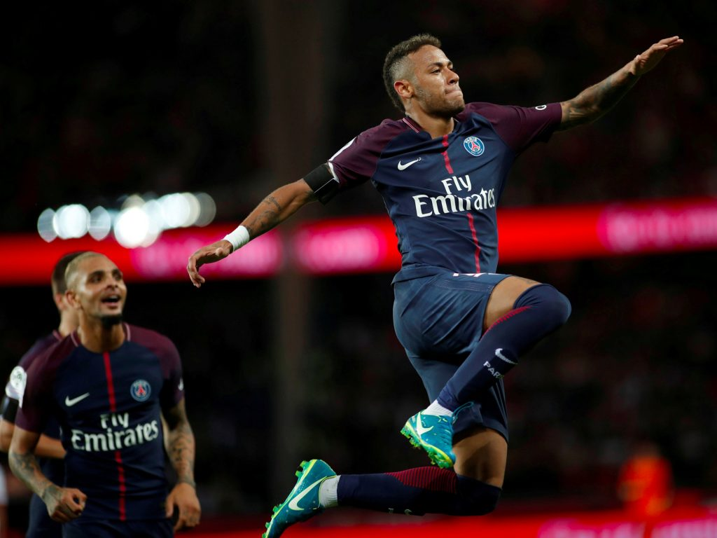 PSG forward Neymar (Getty Images)