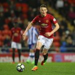 Scott McTominay in action for Manchester United. (Getty Images)