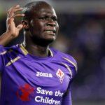 Fiorentina Striker Khouma Babacar