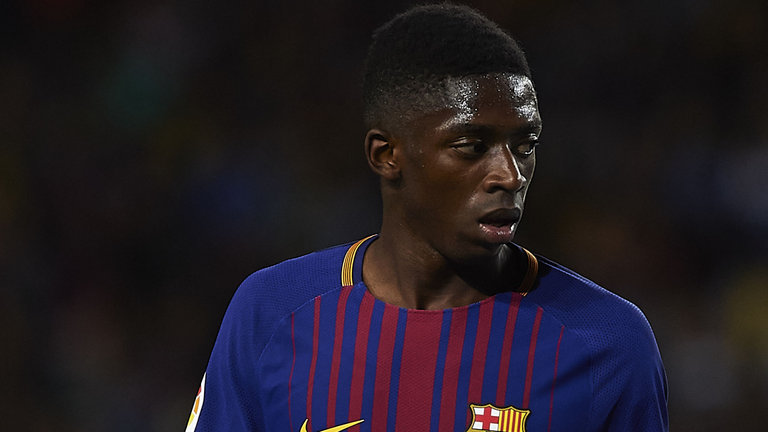 Ousmane Dembele (Getty Images)
