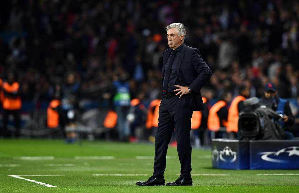 Everton boss Carlo Ancelotti (Getty Images)