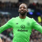 Moussa Dembele in action for Celtic. (Getty Images)