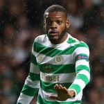 Celtic midfielder Olivier Ntcham in action. (Getty Images)