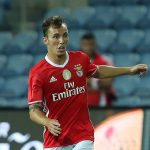 Benfica left-back Alejandro Grimaldo in action. (Getty Images)