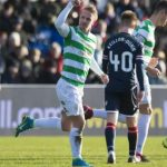 Leigh Griffiths in action for Celtic. (Getty Images)
