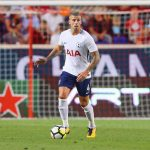 Tottenham defender Toby Alderweireld in action. (Getty Images)