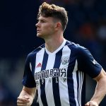 Oliver Burke in action for West Brom. (Getty Images)