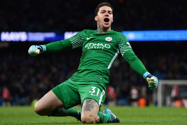 Ederson is in the Manchester City predicted lineup to take on Aston Villa in the Premier League.