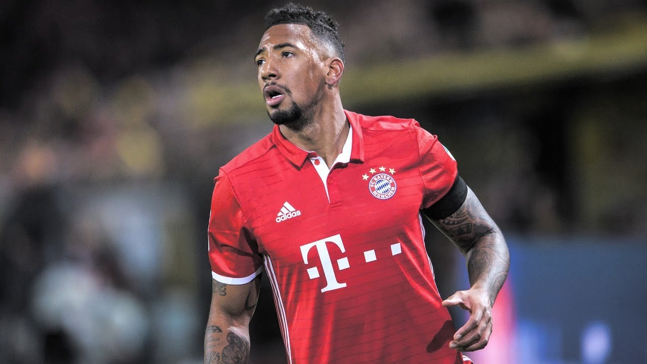 Bayern Munich defender Jerome Boateng in action. (Getty Images)