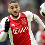 Ajax's Hakim Ziyech was selected as one of the 20 best players in the UEFA Champions League for the 2018–19 season. (Getty Images)