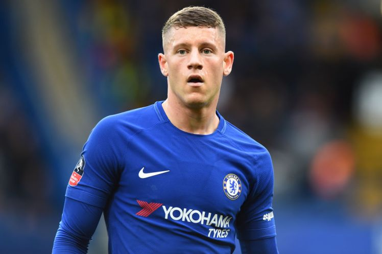 Ross Barkley has left Chelsea to join Aston Villa on loan (Getty Images)