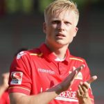 Kristian Pedersen during his time at Union Berlin. (Getty Images)