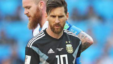Lionel Messi has been under self-quarantine