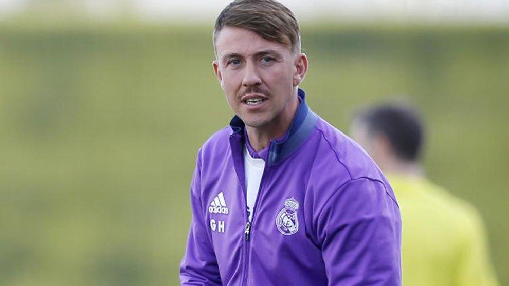 Former Real Madrid midfielder Guti Hernandez (Getty Images)