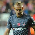 Domagoj Vida has been brilliant for Besiktas this season. (Getty images)