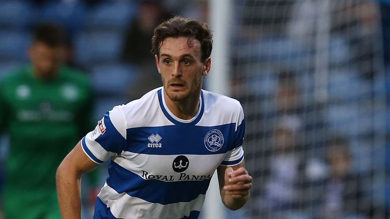 Jack Robinson in action for QPR. (Getty Images)