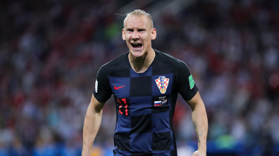 Domagoj Vida was instrumental in guiding Croatia to the 2018 World Cup final. (Getty Images)