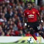 Man United midfielder Fred in action. (Getty Images)